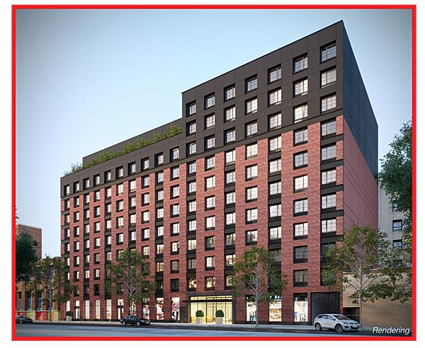 741 Concourse Village West, Bronx